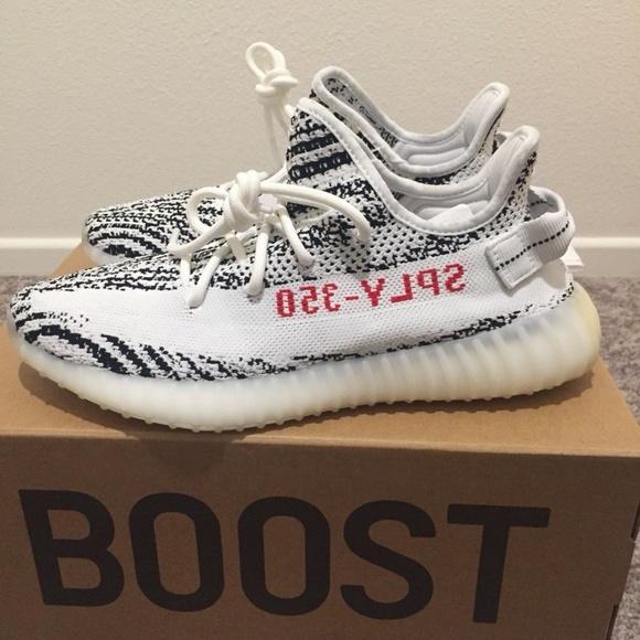 Yeezy Shoes | Yeezy 35 Boost V2 Zebra